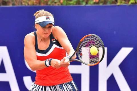 Катерина Козлова не змогла пробитися у фінал тенісного турніру WTA Tashkent Open-2018