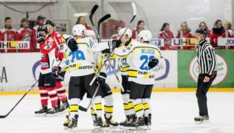 У чемпіонаті України з хокею новий лідер – «Дніпро» з Херсона