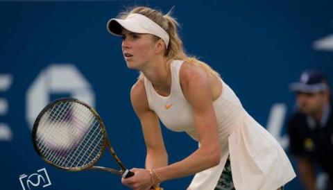 Еліна Світоліна поступилася Александрі Крунич на старті тенісного турніру China Open-2018