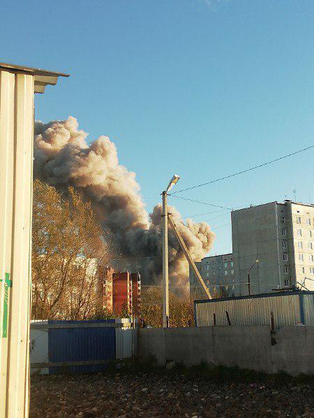 У Росії на заводі піротехніки стався вибух, є загиблі