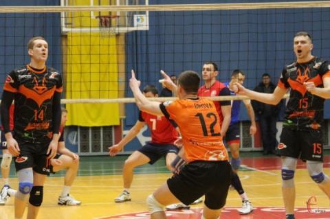 Львівський ВК «Барком-Кажани» у волейбольній Суперлізі двічі обіграв «Новатор» із Хмельницького
