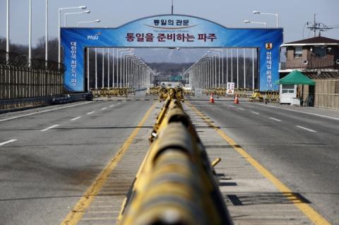 Обидві Кореї взялись за розмінування вздовж кордону
