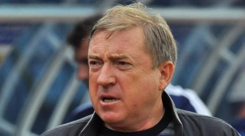 Новим головним тренером ФК «Арсенал-Київ» став В'ячеслав Грозний
