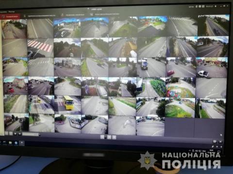 Під Києвом запрацювала нова система відеоспостереження з розпізнаванням номерів