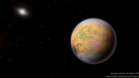 Вчені відкрили у Сонячній системі нову карликову планету
