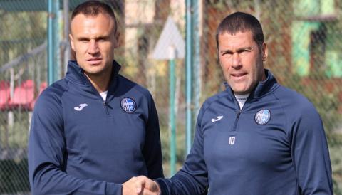 Офіційно: В'ячеслав Шевчук – новий головний тренер донецького «Олімпіка»
