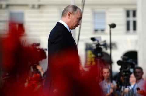 Рейтинг довіри до Путіна в Росії знизився до рівня 2013 року, – «Левада-центр»