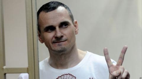 У Європейський суд з прав людини прийшов позов Олега Сенцова – його прийняли