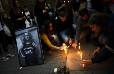 У Болгарії затримали підозрюваного у вбивстві журналістки