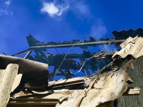 Спалені будинки і вбиті тварини: моторошні наслідки обстрілу терористів