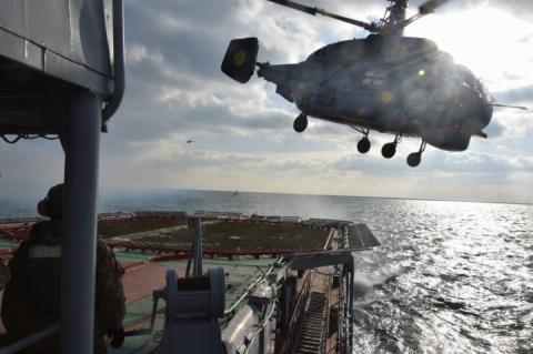 У жовтні ВМС ЗСУ проведуть навчання в Азовському морі