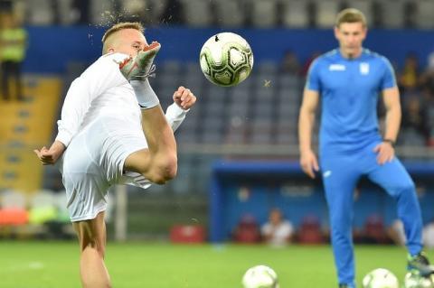 Збірна України з футболу у Генуї провела передігрове тренування
