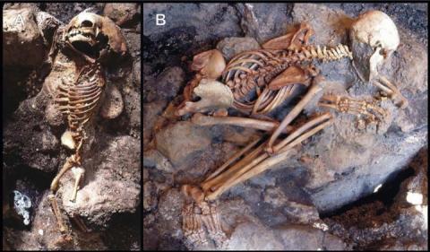 Дослідники з'ясували, як люди помирали під час виверження вулкану Везувій