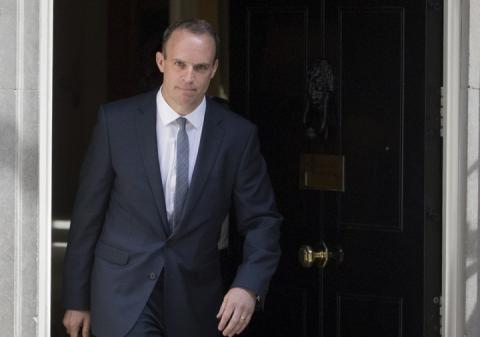 Британський міністр з питань Brexit вважає, що угоду з ЄС вони досягнуть вже восени