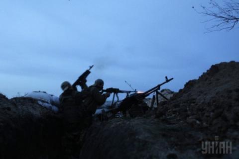 На Донецькому напрямку найгарячіше, – штаб ООС