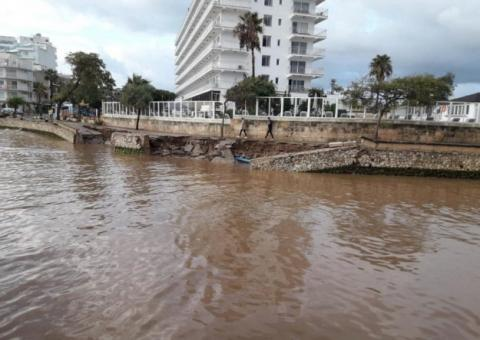 Руйнівна повінь на Майорці: 9 загиблих, півдесятка зниклих безвісти