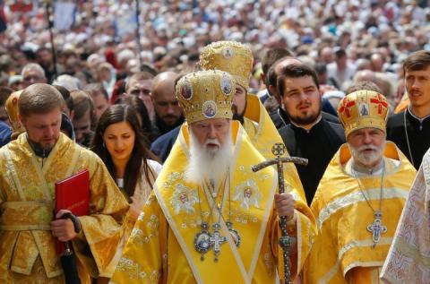 Київський патріархат закликав УАПЦ та УПЦ (МП) готуватися до об'єднавчого собору, – заява
