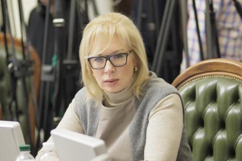 Денісова: Затриманий в окупованому Криму моряк повернувся в Україну назавжди