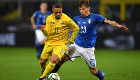 Гравець збірної України Марлос – кращий футболіст групи 1В Ліги націй УЄФА