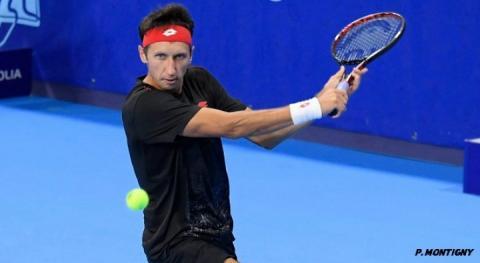 Сергій Стаховський зіграє в основній сітці тенісного турніру АТР у Антверпені