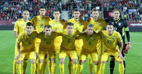 Тренери України і Чехії назвали склади на сьогоднішню гру Ліги націй