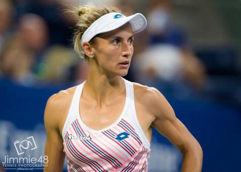 Леся Цуренко програла в першому колі тенісного турніру WTA Premier у Москві