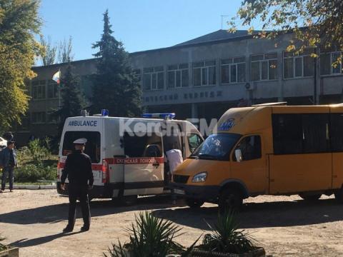 Слідком РФ назвав ім'я стрілка у коледжі в Керчі