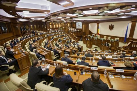Парламент Молдови не підтримав включення євроінтеграції до Конституції країни