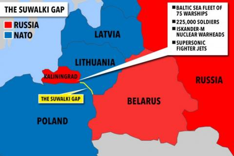 Польща збільшить військо на кордоні з РФ