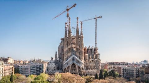 Храм Саграда Фамілія виплатить Барселоні 36 млн євро за 130 років будівництва без дозволу