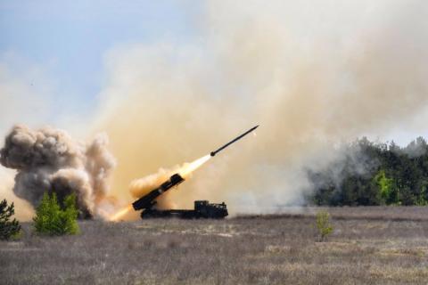 Українська армія взяла на озброєння новітній ракетний комплекс