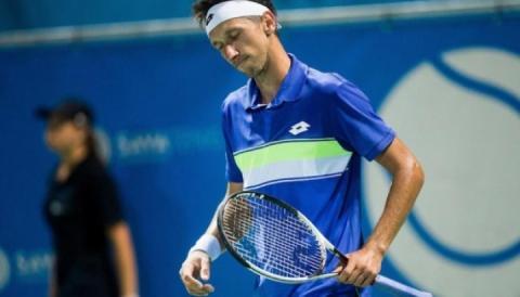 Сергій Стаховський не зіграє в основній сітці тенісного турніру ATP у Відні