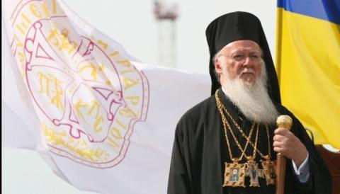 Патріарх Варфоломій заявив, що не відступить у питанні надання автокефалії українській церкві