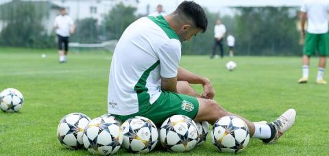 Гравці «Карпат» Федецький і Ді Франко не зіграють проти «Чорноморця»