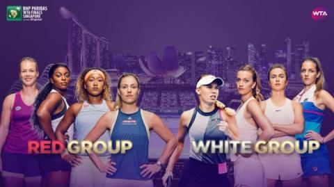 На Підсумковому турнірі WTA сьогодні буде зіграно два перші матчі другого туру