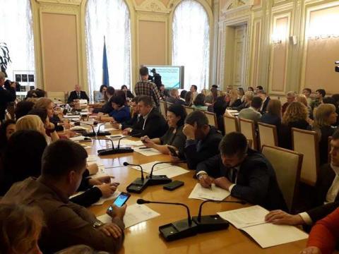 """У Верховній Раді відбулася науково-практична дискусія: """"Парламентаризм в Україні: запрошення до полілогу"""""""