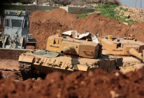 Ердоган анонсував нову військову операцію в Сирії