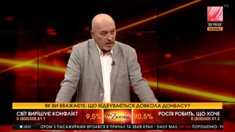 Георгій Тука: Арсенал санкцій проти Росії використовується тільки на 10%