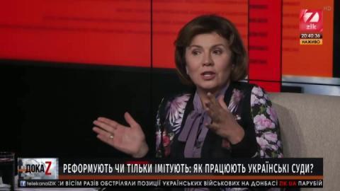 Ставнійчук застерегла – небезпечно перед виборами ставити майже 5 тисяч суддів «на підвіс»