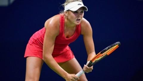 Катерина Козлова зіграє у фіналі тенісного турніру ITF в Торонто