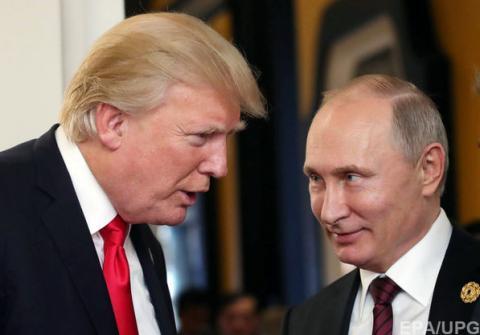 У Кремлі заявили про зміну формату зустрічі Трампа та Путіна у Парижі