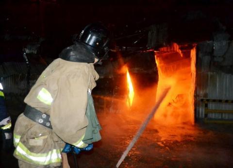 Пожежу на маслозаводі під Южним загасили – ДСНС