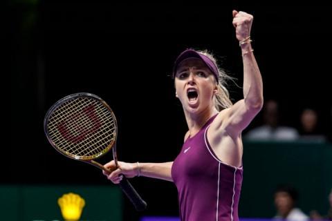 Еліна Світоліна претендує на звання кращої тенісистки світу у жовтні