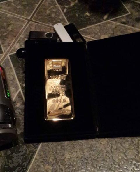 Обшуки у Бережної: СБУ знайшла лист до Лаврова та кілограм золота