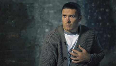 У суботу в Україні відбудеться прем'єра фільму про Усика «Абсолютний чемпіон»