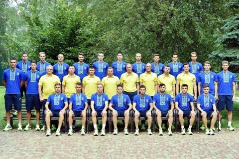 12 листопада збірна України U-20 з футболу розпочинає підготовку до ЧС-2019