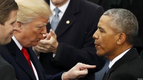 Трамп: Режим Барака Обами винен у захопленні Криму Росією