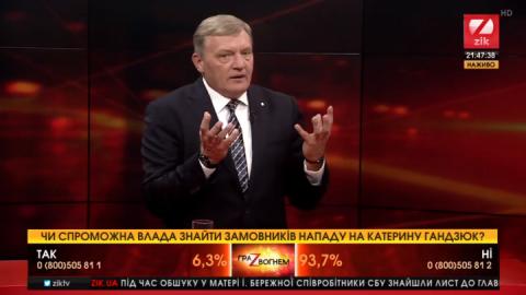Юрій Гримчак про справу Гандзюк: Ми створили ситуацію, коли всі проти всіх
