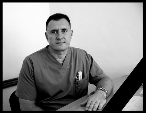 В Одеському військовому госпіталі під час операції раптово помер лікар