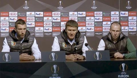 Тренер «Ворскли» Василь Сачко: Будемо старатися грати у красивий футбол